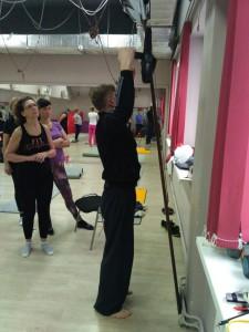 Семинар здоровая спина _ тема Занятия на профилакторе Евминова