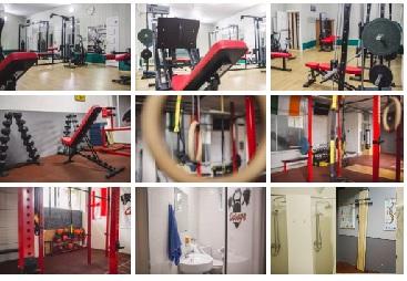 Тренажерный Зал CrossFit. Кросфит. Garage. Гараж. Севастополь Профилактор Евминова. Упражнения