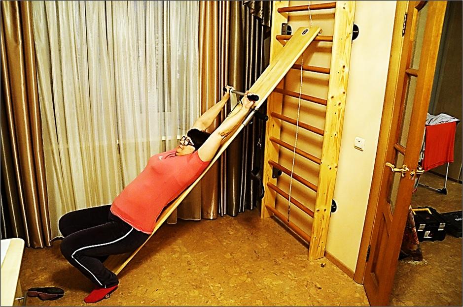 Тренажер лестница своими руками 64